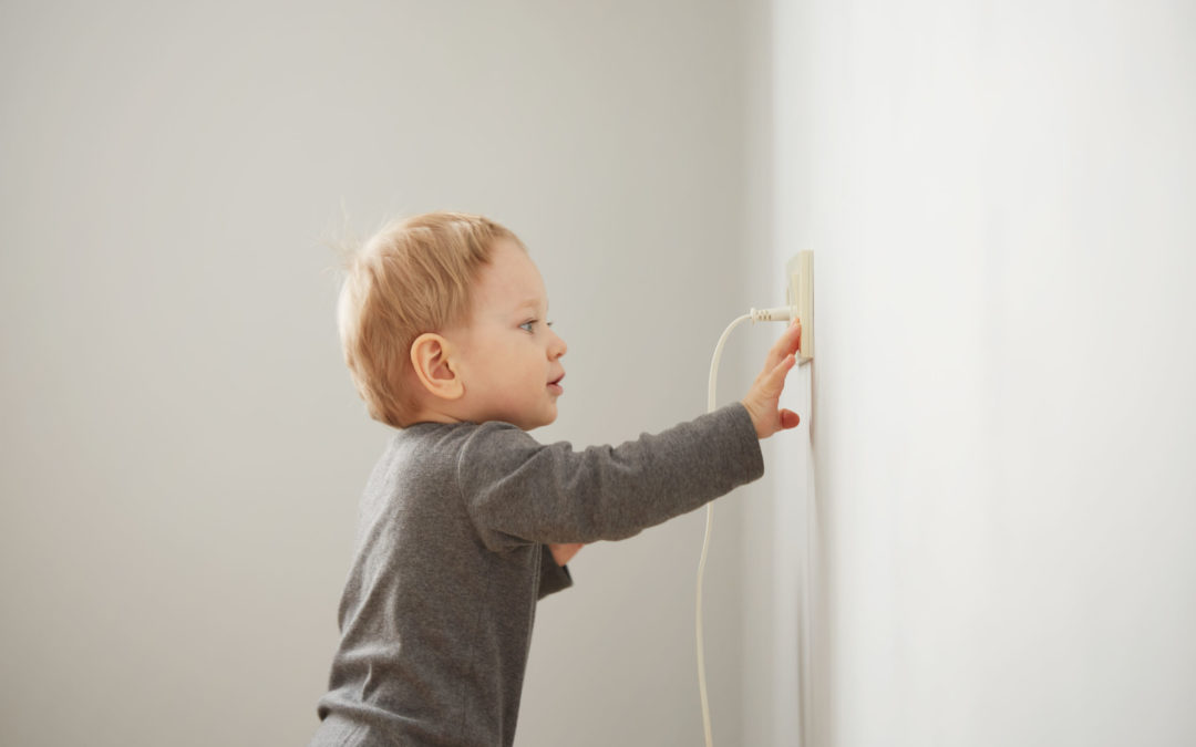 Childproof Your Home Electricals
