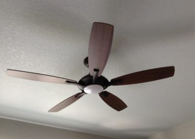 Ceiling Fan Wiring Installation