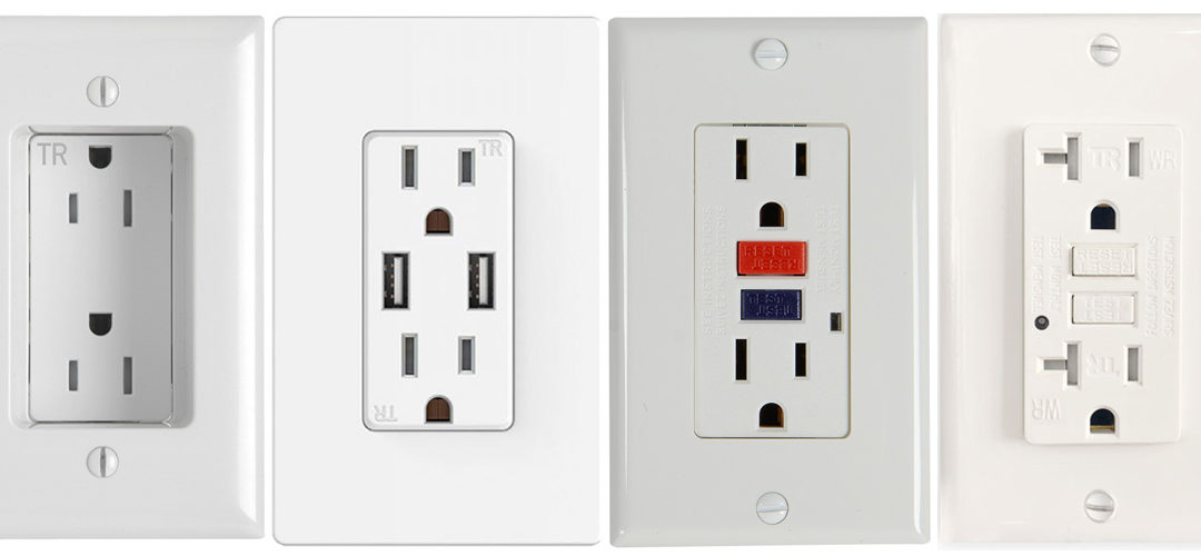 5 Types of Electrical Outlet Upgrades